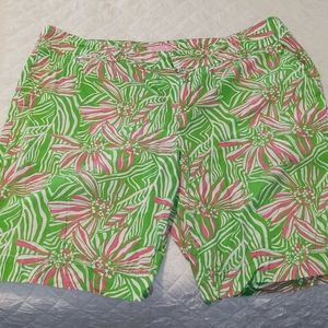 Size 14 Lilly Pulitzer Bermuda Shorts